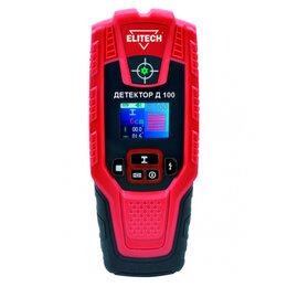Измерительные инструменты и приборы - Детектор Elitech Д 100, 0