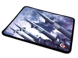 """Коврики для мыши - Коврик для мыши Gembird MP-GAME32 рисунок- """"ракеты, 0"""