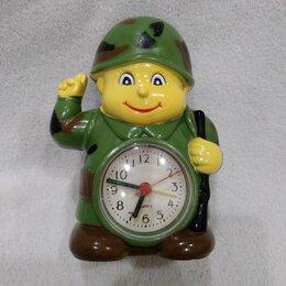 Часы настольные и каминные - Часы-будильник, 0