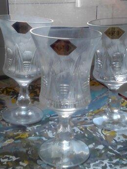 Бокалы и стаканы - Фужеры хрустальные, 0
