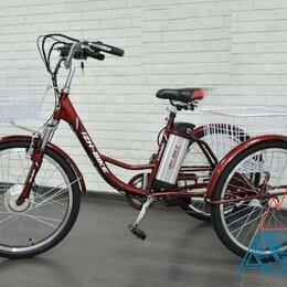 Мототехника и электровелосипеды -  Электровелосипед , 0