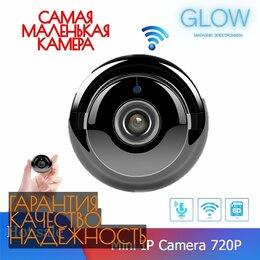 Камеры видеонаблюдения - Мини камера wifi, 0