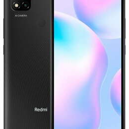 Мобильные телефоны - Redmi 9 C 2/32 Black, 0