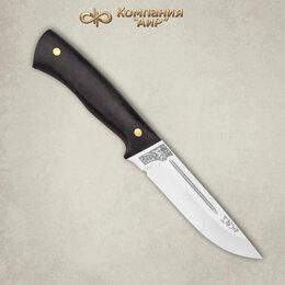 Аксессуары и комплектующие - Нож Бекас ЦМ Златоуст из стали 100х13м граб, 0