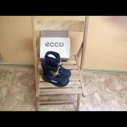 Кроссовки и кеды - Зимние полусапожки ecco, 0