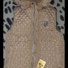 Куртки и пуховики - Жилетка , 0