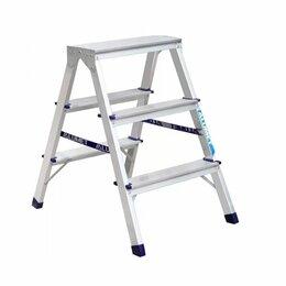 Лестницы и стремянки - Стремянки АЛЮМЕТ Стремянка алюминиевая…, 0