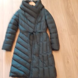 Пуховики - женское пальто пуховик , 0