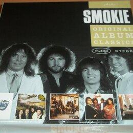 Музыкальные CD и аудиокассеты - CD Mini-Vinyl - SMOKIE –Original Album Classics– 2009 - Бокс для 5 CD  , 0