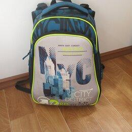 Рюкзаки, ранцы, сумки - Школьный ранец д/мальчика, 0