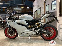 Модели - Мотоцикл DUCATI 899 Panigale 2013, БЕЛЫЙ пробег…, 0