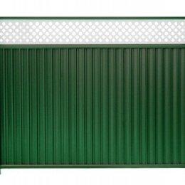 Заборы и ворота - Забор эстет, 0