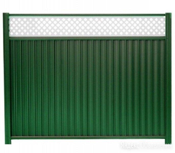 Забор эстет по цене 999₽ - Заборы, ворота и элементы, фото 0