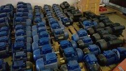 Производственно-техническое оборудование - Электродвигатели, 0