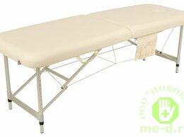 Массажные столы и стулья - Стол массажный складной с алюминиевой рамой…, 0
