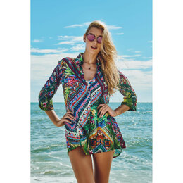 Блузки и кофточки - Блуза MARYSSIL Camisa Estampada Viscose мульти ж., 0
