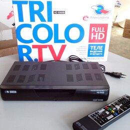 Спутниковое телевидение - Ресивер Триколор GS 9305, 0