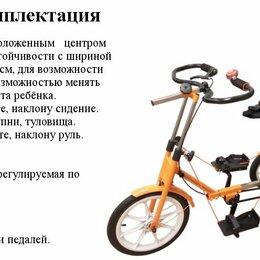 Устройства, приборы и аксессуары для здоровья - Велосипед-велотренажер Ангел-Соло 3М, 0