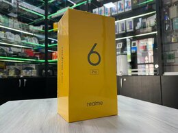 Мобильные телефоны - Realme 6 Pro , 0
