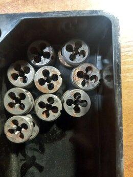 Плашки и метчики - Плашка круглая М  6*1(осн) левая ГОСТ9740, 0