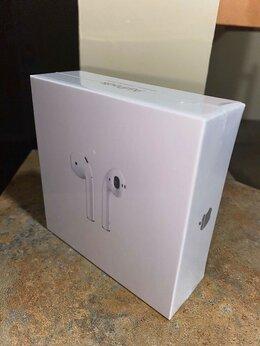 Наушники и Bluetooth-гарнитуры - Apple AirPods 2, 0