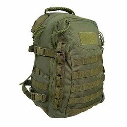 Рюкзаки - Tramp Рюкзак Tramp Tactical Olive 40 л TRP-043, 0
