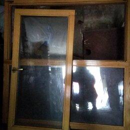 Окна - Балконная рама. Деревянное окно, 0
