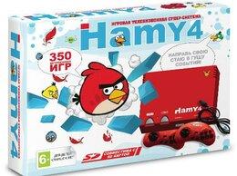 Ретро-консоли и электронные игры - Игровая приставка 8 bit + 16 bit Hamy 4 (350 в…, 0