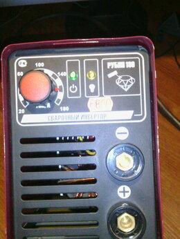 Сварочные аппараты - инвертор Старт Рубин 180, 0