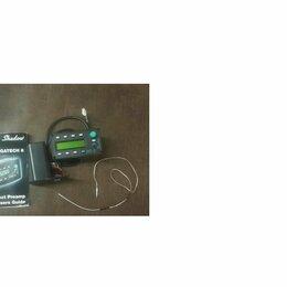 Аксессуары и комплектующие для гитар - Преамп с процессором (Тебро-блок ) SHADOW MT-8 для гитары, 0