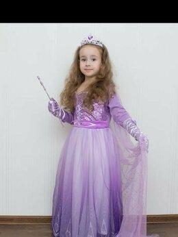 Платья и сарафаны - Нарядное платье. Платье принцессы Эльзы,…, 0