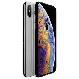 Мобильные телефоны - 🍏 iPhone XS 512Gb silver (белый)  , 0