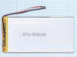 Аккумуляторы - Аккумулятор Li-Pol (батарея) 3*80*140мм 3pin…, 0
