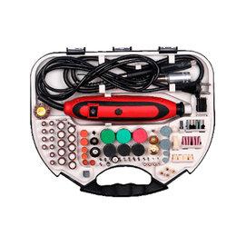 Шлифовальные машины - Гравер Edon EG-160N с набором насадок., 0