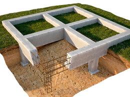 Ремонт и монтаж товаров - Фундаменты под ключ фундамент. Фундаментные…, 0