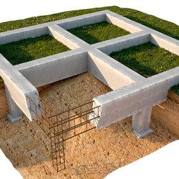 Ремонт и монтаж товаров - Фундаменты под ключ фундамент. Фундаментные работы цоколя опалубки, 0