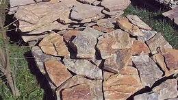 Облицовочный камень - Природный фактурный камень, 0