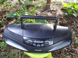 Музыкальные центры,  магнитофоны, магнитолы - CD/кассетная магнитола Panasonic RX-ED77 (кобра), 0