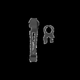 Кронштейны, держатели и подставки - Съемная клипса Leatherman, черная, 0