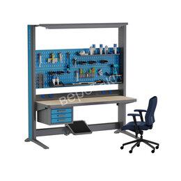 Мебель для учреждений - Рабочее место KronVuz Pro WP 3310-L2S, 0