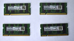 Модули памяти - Новая DDR2 2 Гб 800/667 мгц для ноутбука, 0