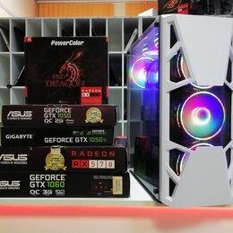 Настольные компьютеры - Игровой Компьютер 16 Ядер, 32Gb Озу, SSD, 0