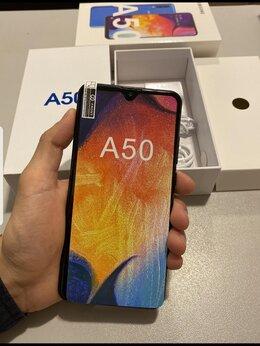 Мобильные телефоны - Samsung Galaxy A50 32GB, 0