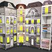 Детская мебель домики шкафы домики  по цене 9990₽ - Игрушечная мебель и бытовая техника, фото 0