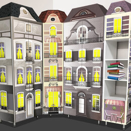Кроватки - Детская мебель домики шкафы домики , 0