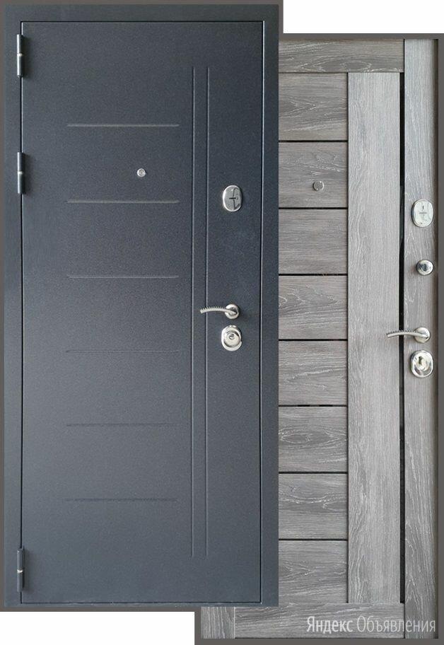Входная трехконтурная дверь Адванс по цене 22650₽ - Входные двери, фото 0