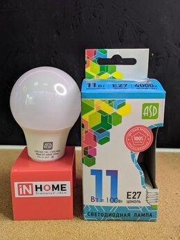 Лампочки - Светодиодная лампа А60 11ВТ Е27 Нейтральный белый, 0