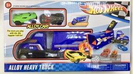 Машинки и техника - Фура-Трек HW-110, 0