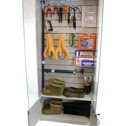 Средства индивидуальной защиты - Шкаф ELMA106 для хранения СИЗ закрытый 850*2000*300 мм, 0