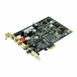 Звуковые карты - Звуковая карта TempoTec Serenade PCI-E, 0